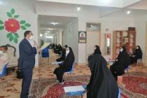 برگزاری آزمون تخصصی اعطای مدرک به حافظان قرآن کریم شهرستان فردوس